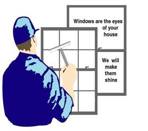 Nyack Window Cleaning Service Logo